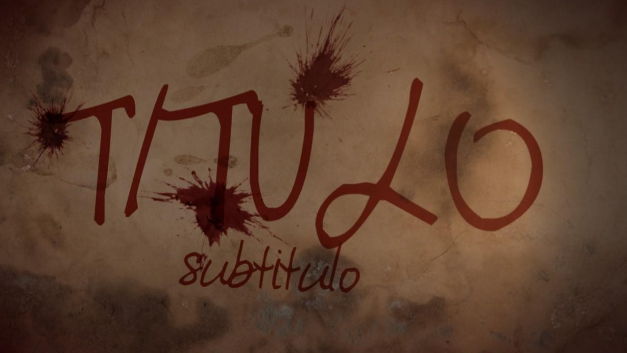 INTRO: blood