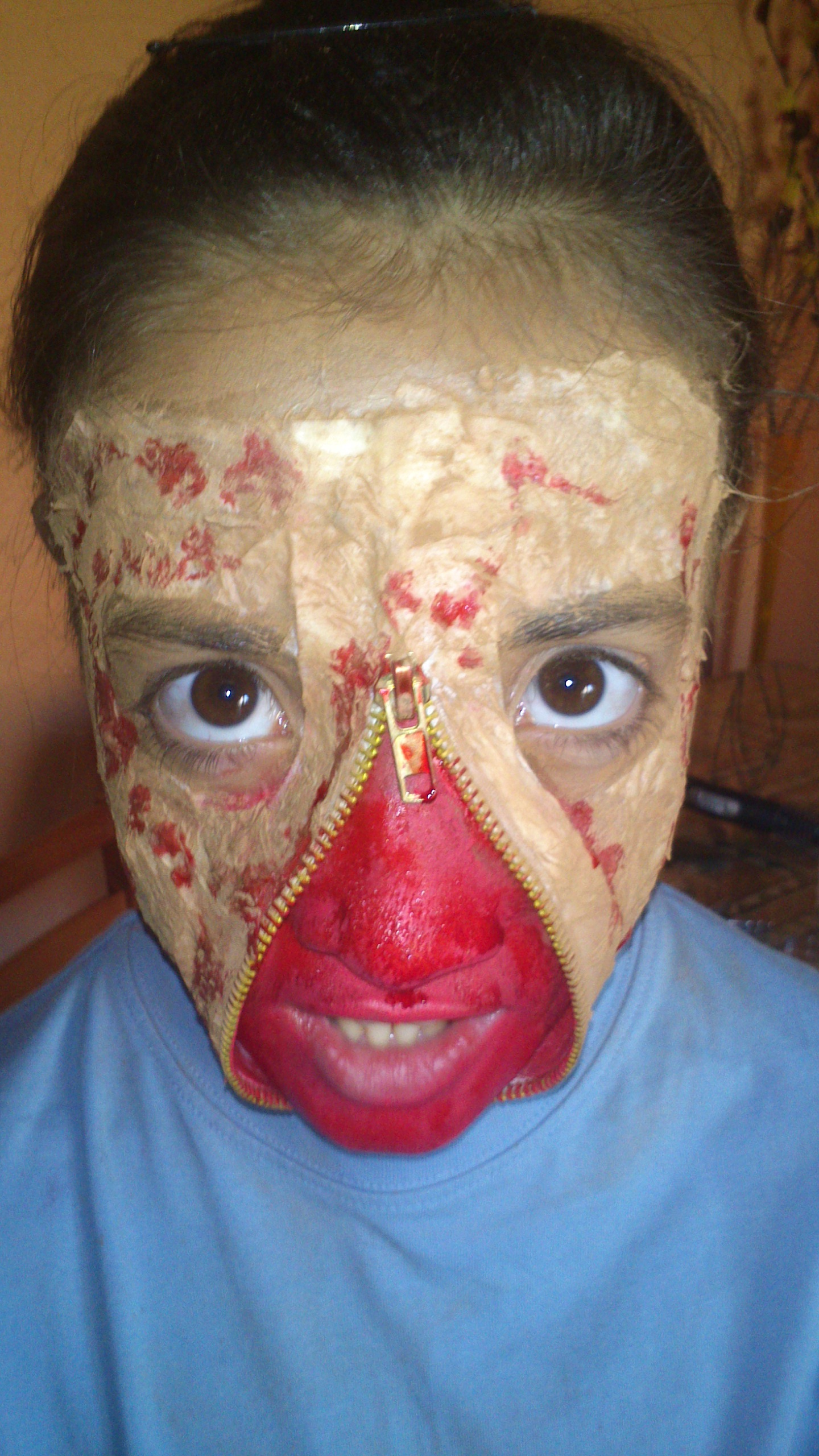 Unzipped Makeup