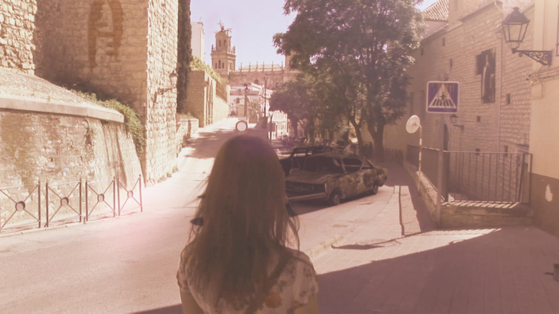 Calle Envejecida