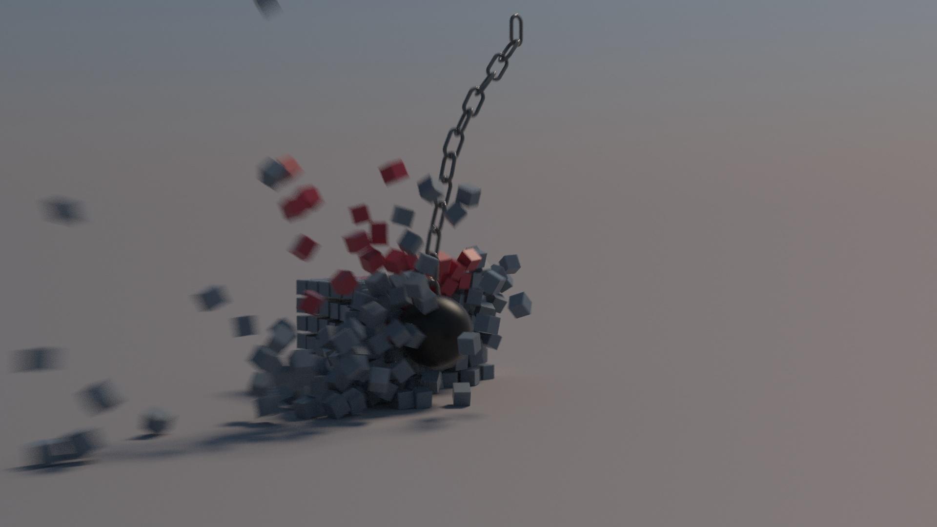 MassFX: objetos dinamicos