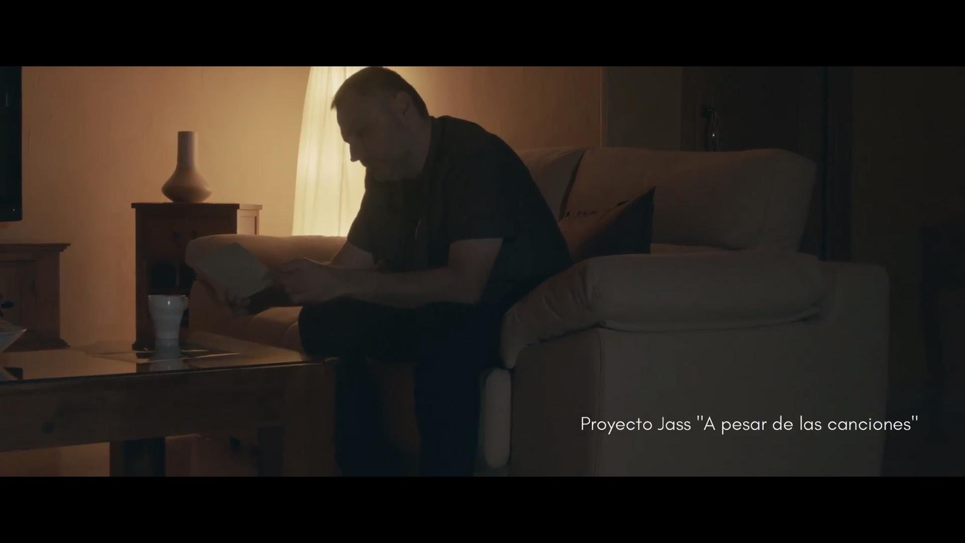 Proyecto Jass – «a pesar de las canciones»